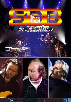 SBB - Four Decades CD (album) cover