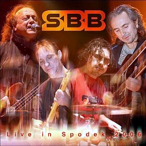 SBB Live in Spodek 2006 album cover