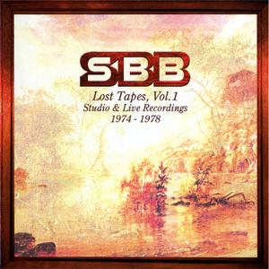 Lost Tapes Vol. 1 (Studio & Live Recordings 1974-1978) by SBB album cover