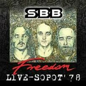 SBB - Freedom - Live - Sopot '78 CD (album) cover