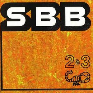 SBB S.B.B. 2 & 3 album cover
