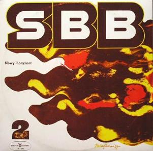 SBB - Nowy Horyzont CD (album) cover