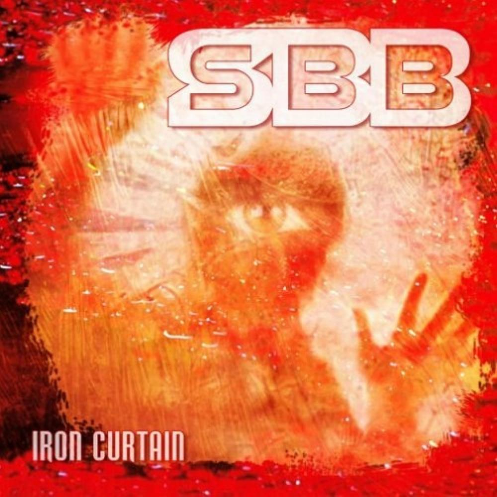 SBB - Iron Curtain CD (album) cover
