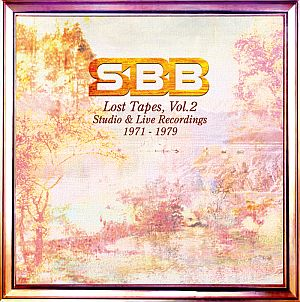 SBB Lost Tapes, Vol.2 (Studio & Live Recordings 1971-1979) album cover