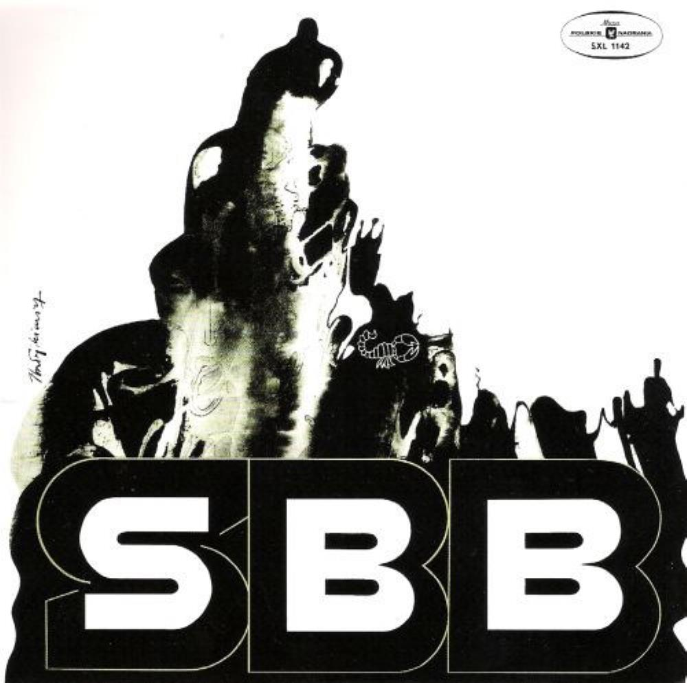 SBB - SBB [Aka: SBB 1] CD (album) cover