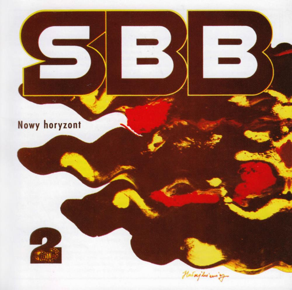 Nowy Horyzont by SBB album cover