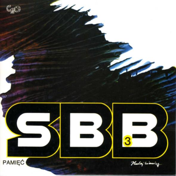Pamięć by SBB album cover