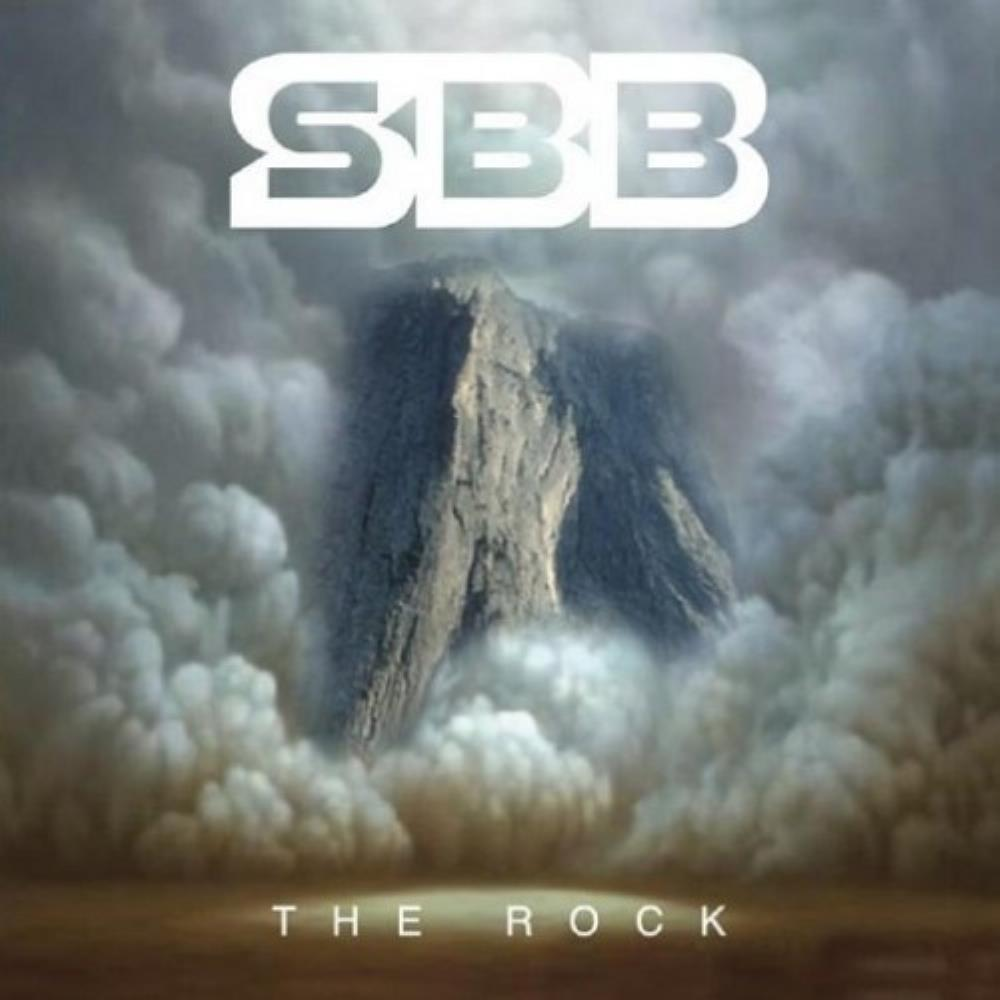 The Rock by SBB album cover