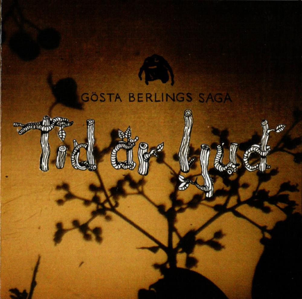 Gösta Berlings Saga - Tid Är Ljud CD (album) cover