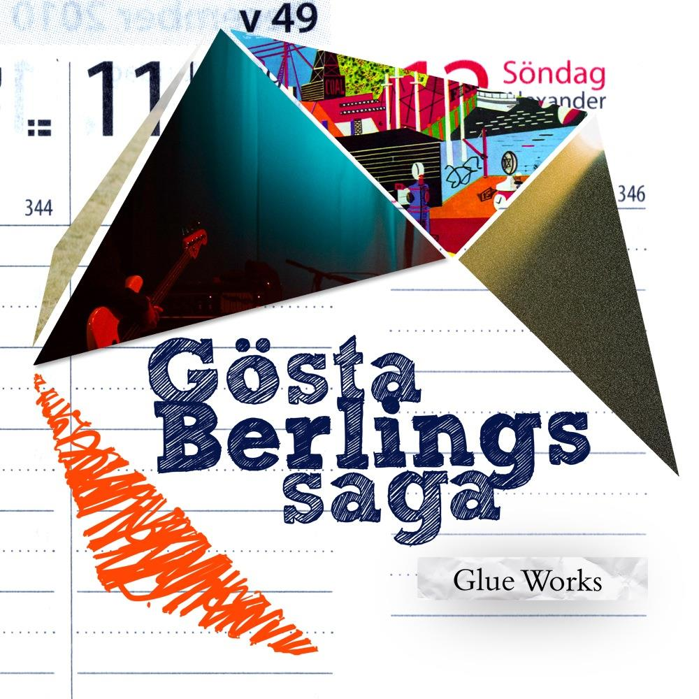 Gösta Berlings Saga - Glue Works CD (album) cover