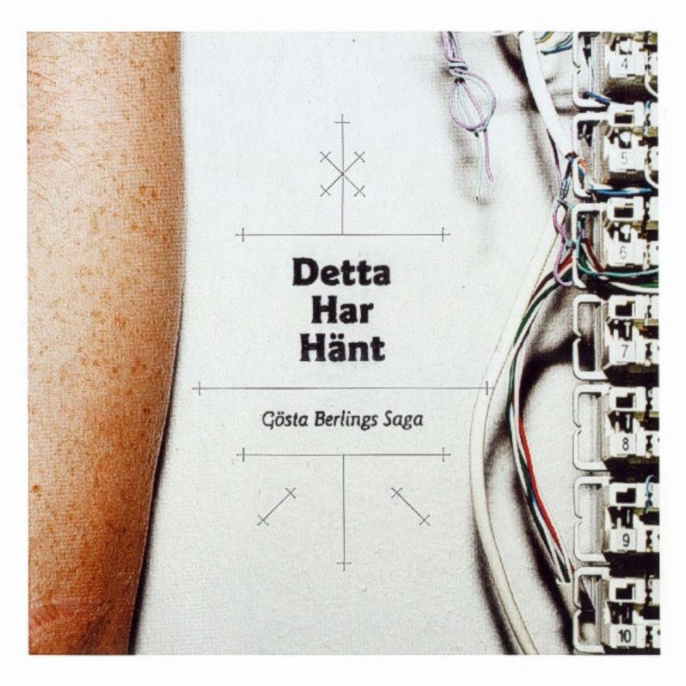 Gösta Berlings Saga - Detta Har Hänt CD (album) cover