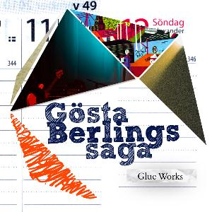 G�sta Berlings Saga - Glue Works CD (album) cover