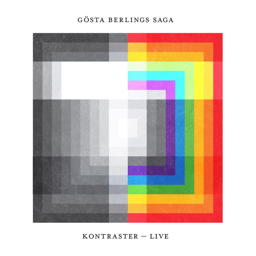 Gösta Berlings Saga Kontraster - Live album cover