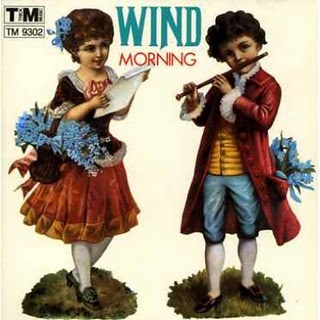 Morning by WIND album cover