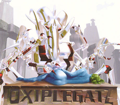 Oxiplegatz Worlds & Worlds album cover