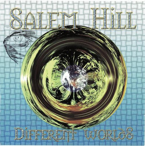 Salem Hill - Different Worlds CD (album) cover