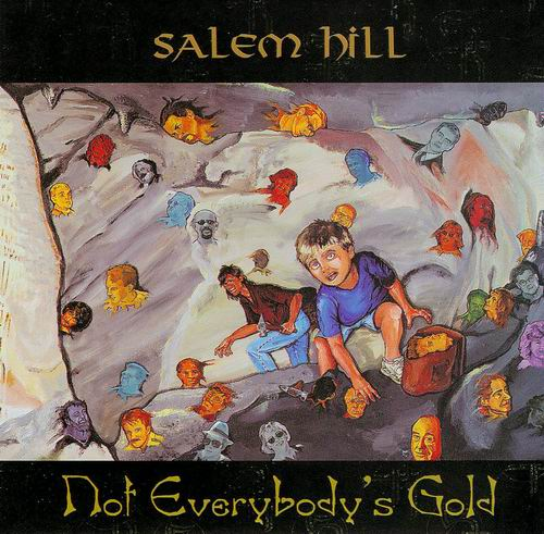 Salem Hill - Not Everybody's Gold CD (album) cover