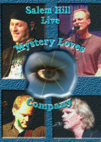 Salem Hill - Mystery Loves Company CD (album) cover