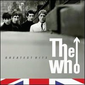 The Who - Greatest Hits CD (album) cover