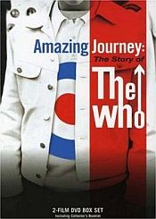 The Who - Amazing Journey CD (album) cover