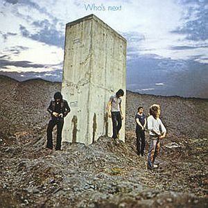 The Who - Who's Next CD (album) cover