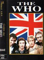 The Who Live (Golden Age serie) by WHO, THE album cover