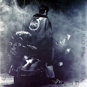 The Who Quadrophenia album cover