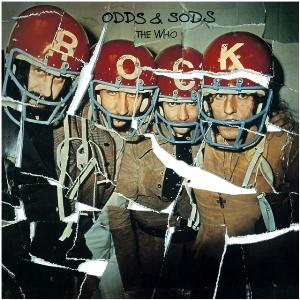 The Who Odds & Sods album cover