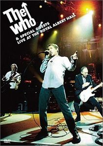 Live at the Royal Albert Hall by WHO, THE album cover
