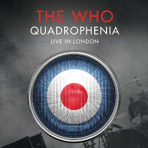 Quadrophenia: Live in London by WHO, THE album cover