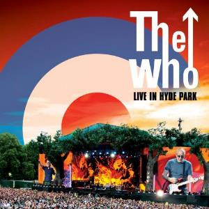 Live in Hyde Park by WHO, THE album cover