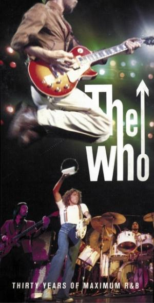 The Who Thirty Years Of Maximum R&B album cover