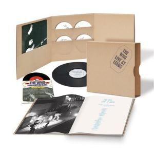 The Who Live At Leeds 40th Anniversary Super-Deluxe Collectors' Edition album cover
