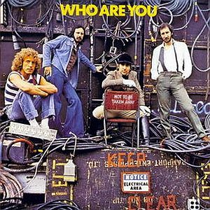 The Who Who Are You CD