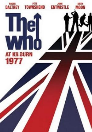 The Who at Kilburn: 1977 by WHO, THE album cover