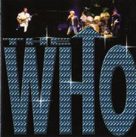 The Who The Who (budget compilation) album cover