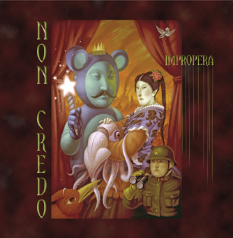 Non Credo - Impropera CD (album) cover