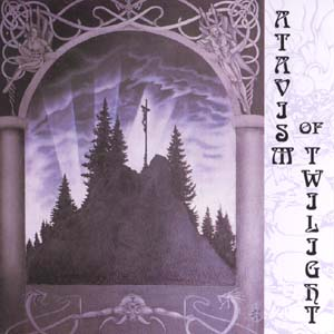 Atavism Of Twilight - Atavism of Twilight CD (album) cover