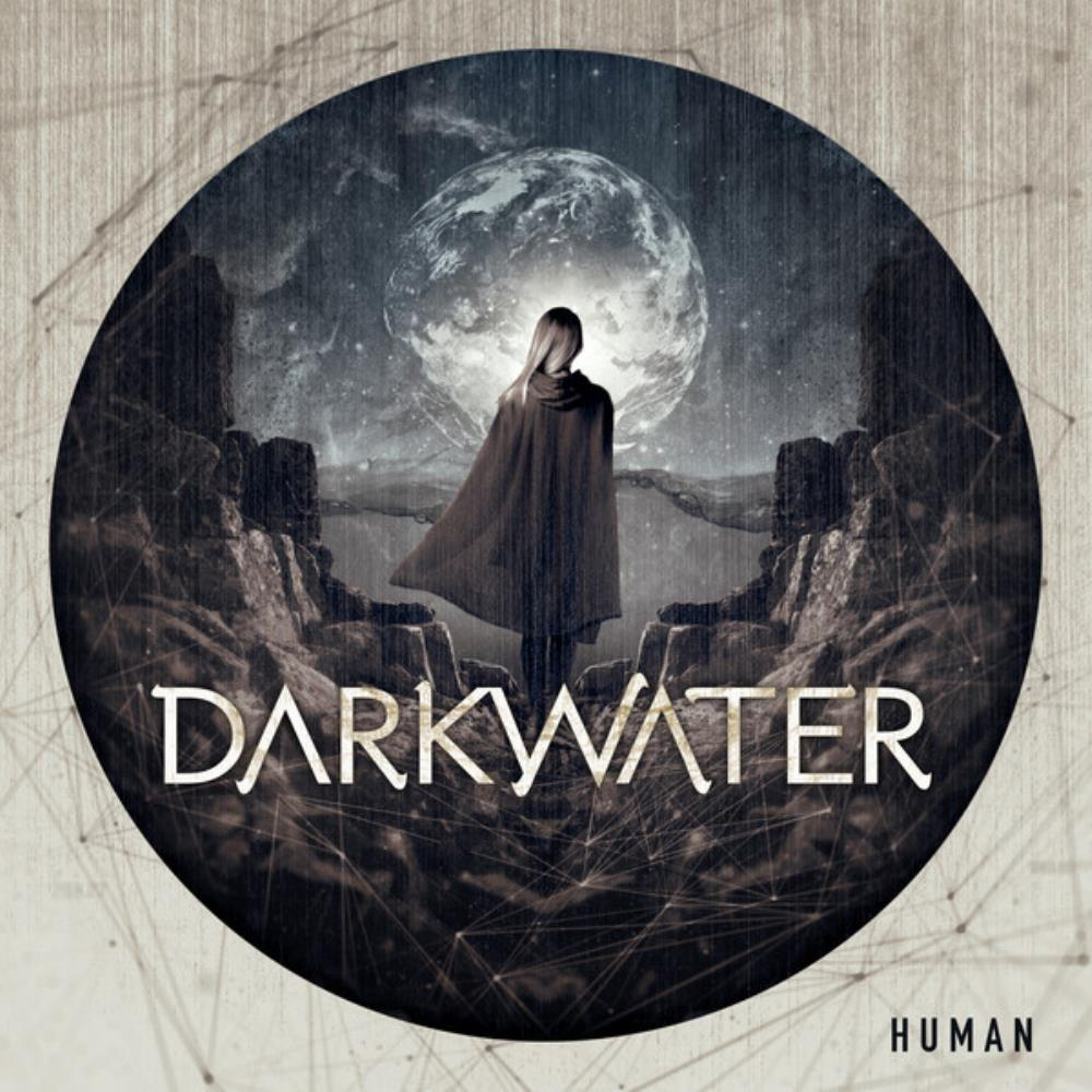 Human by DARKWATER album cover