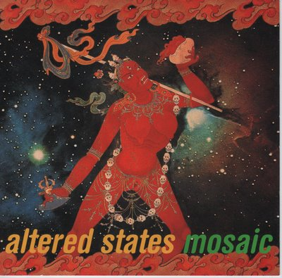 Mosaic  by ALTERED STATES album cover