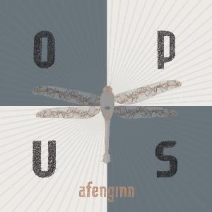 OPUS by AFENGINN album cover