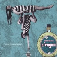 Afenginn Akrobakkus album cover