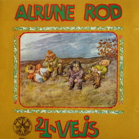4-Vejs by ALRUNE ROD album cover