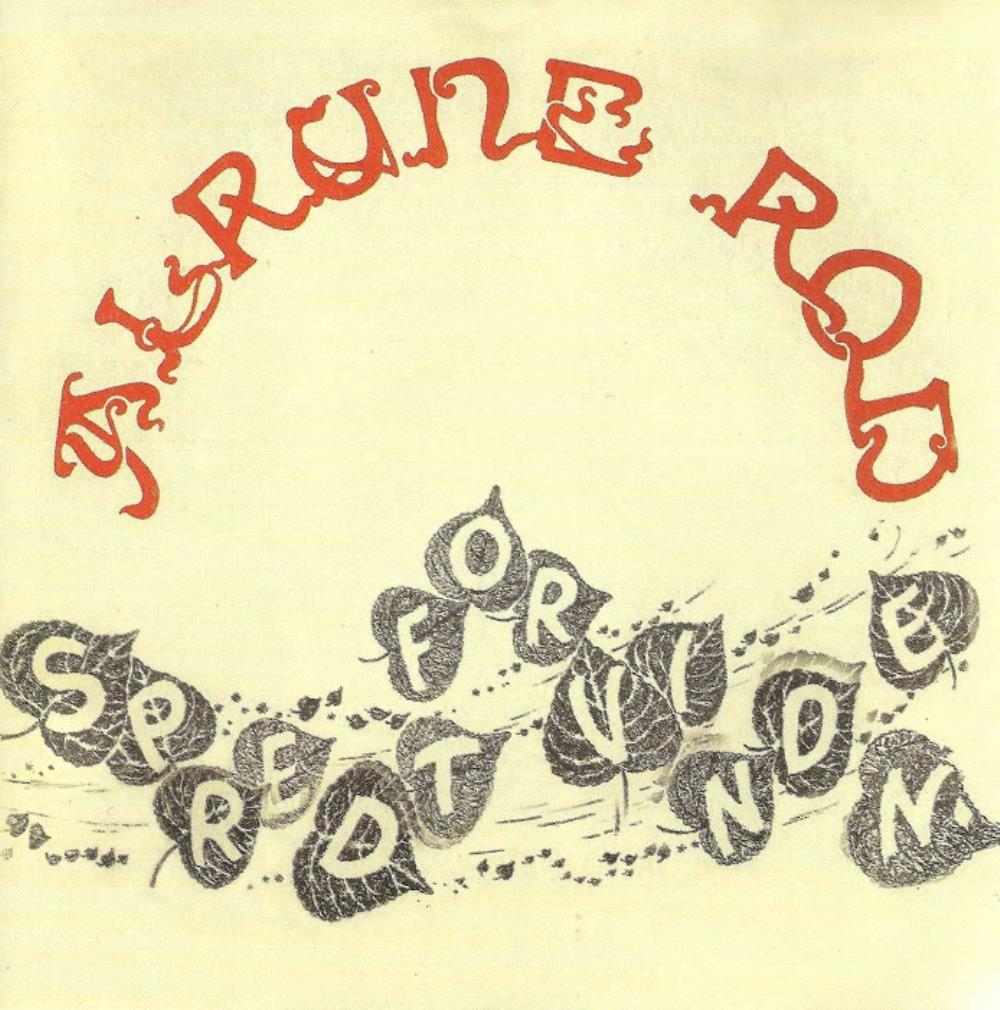 Spredt For Vinden by ALRUNE ROD album cover