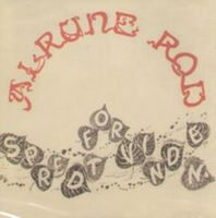 Spredt For Vinden by ALRUNE ROD album cover