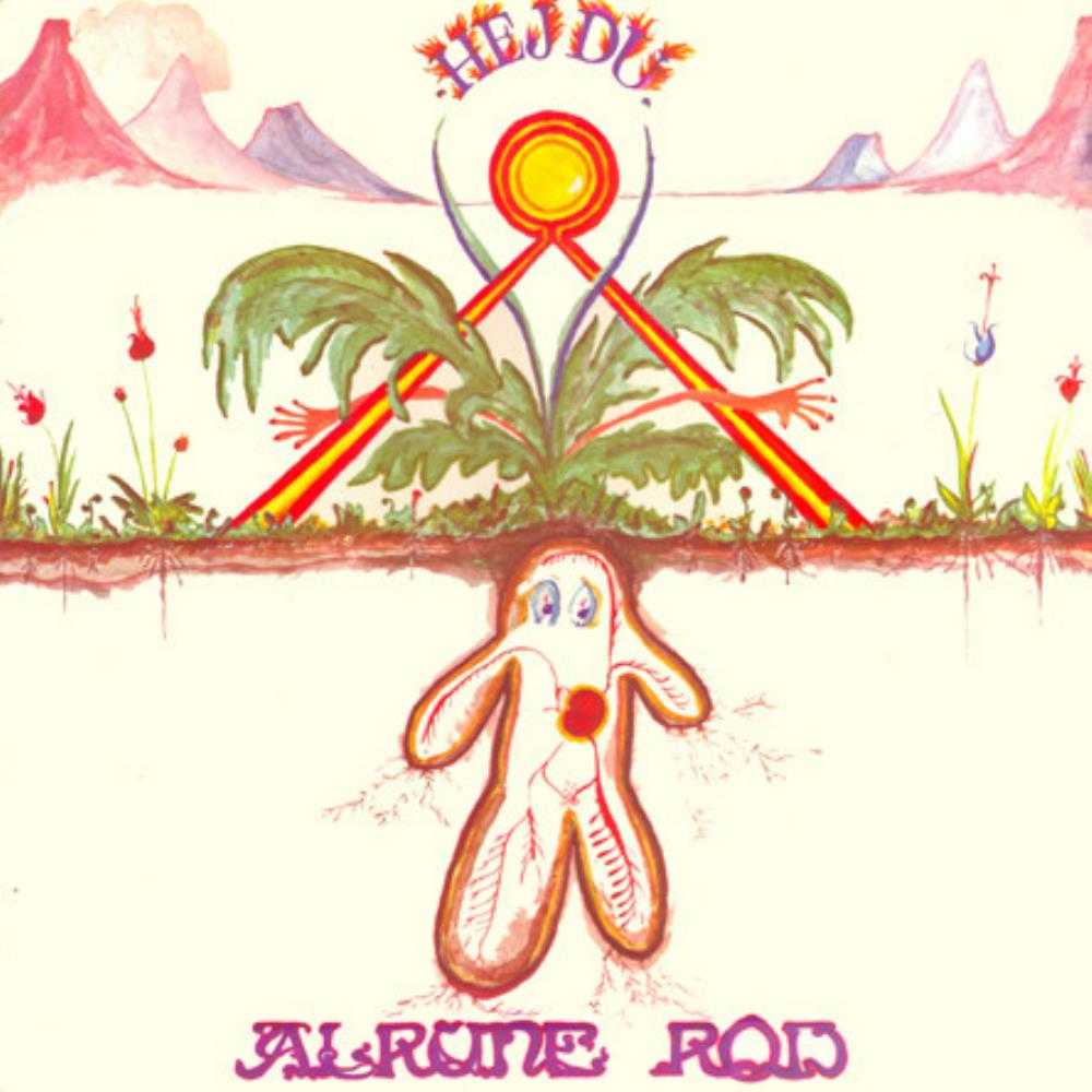 Hej Du by ALRUNE ROD album cover