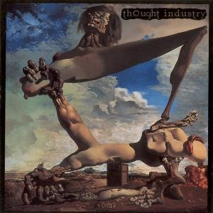 Thought Industry - Songs For Insects CD (album) cover