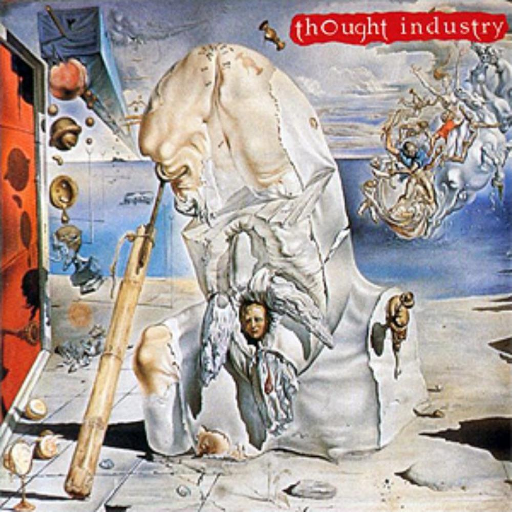 Thought Industry Mods Carve The Pig - Assassins, Toads And God's Flesh album cover