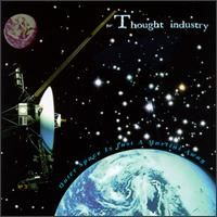 Thought Industry Outer Space Is Just A Martini Away  album cover