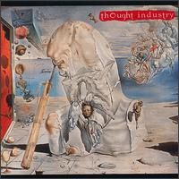Thought Industry - Mods Carve The Pig  CD (album) cover